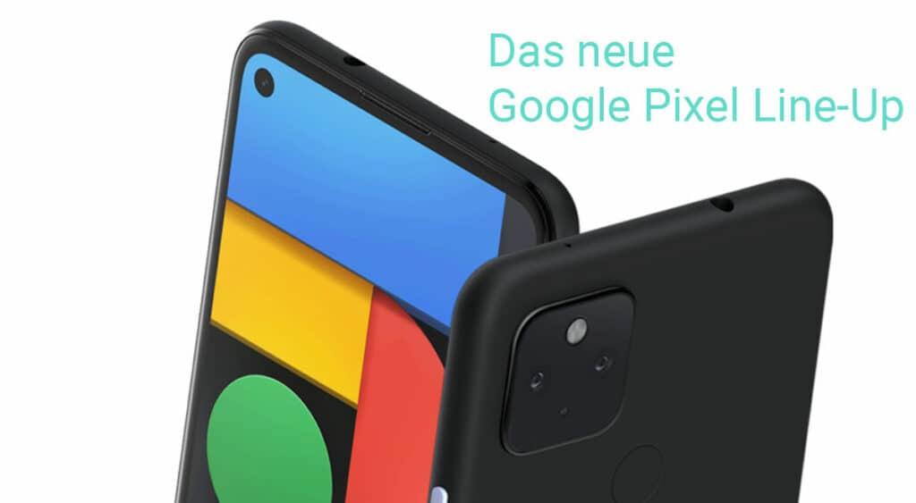 Google Pixel Line-Up