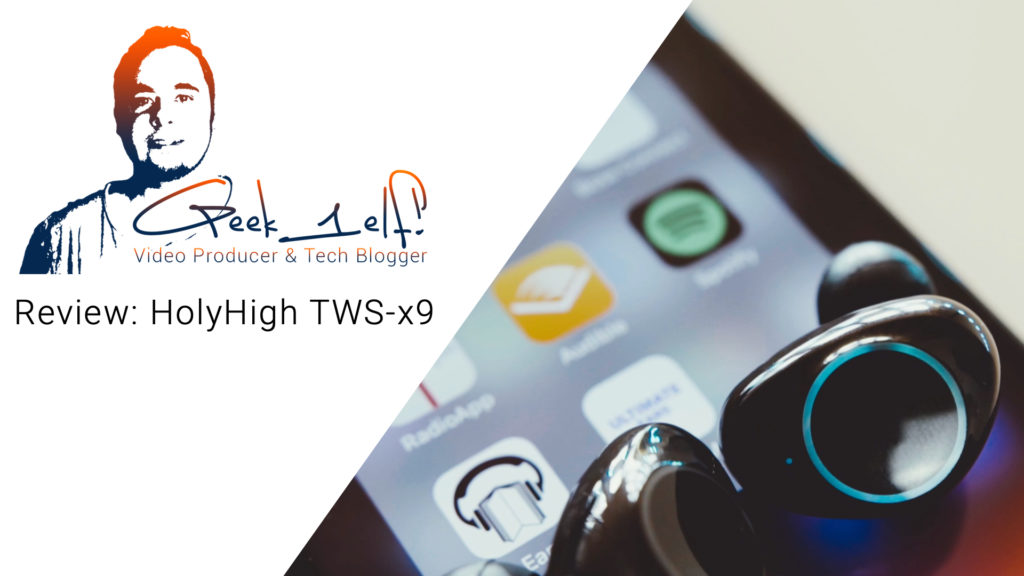 Review HolyHigh TWS-x9