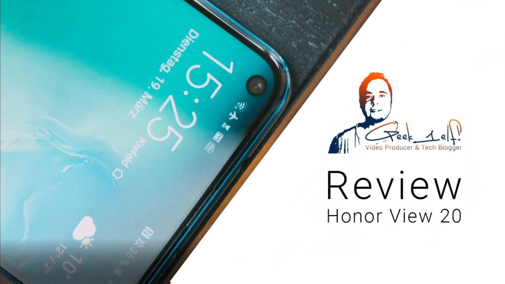 Review Honor View 20