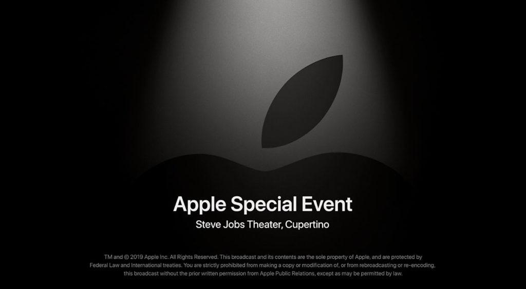 Apple März Event